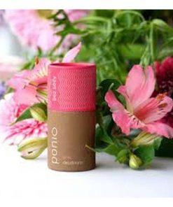 Pink - prírodný deodorant Ponio